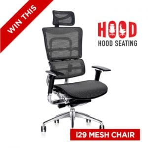Win a i29 Chair