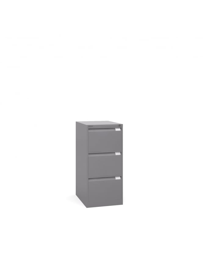 Bisley 3 Drawer BS Filing Cabinet 1016mm