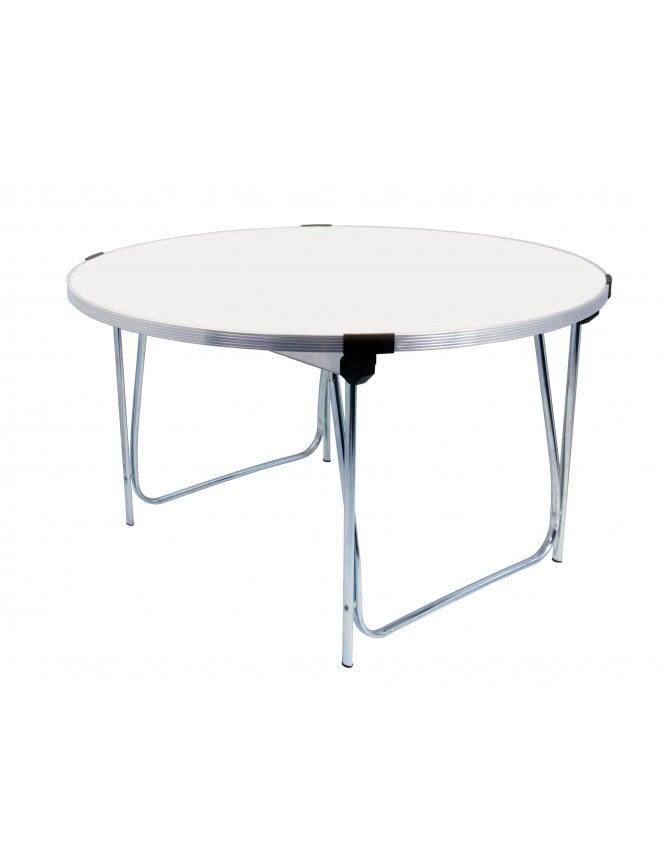 Gopak 4ft Round Folding Table 1200mm Dia