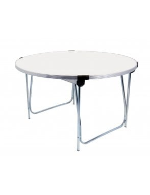 4ft Round Folding Table 1200mm Dia