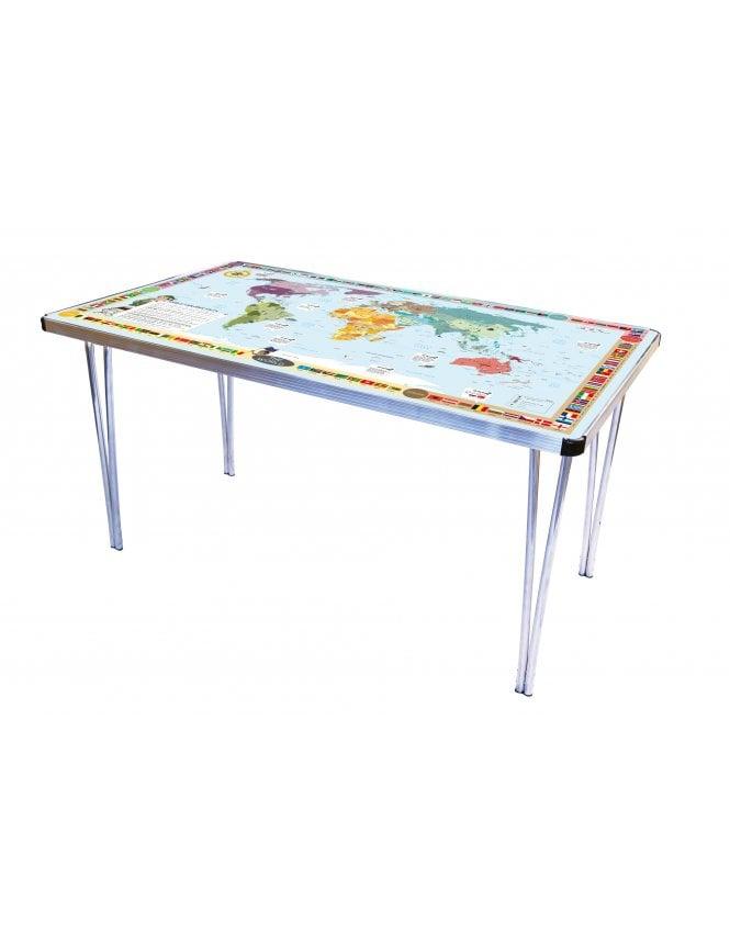 Gopak Activity Folding Table 1220 x 385mm
