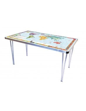 Activity Folding Table 1220 x 385mm