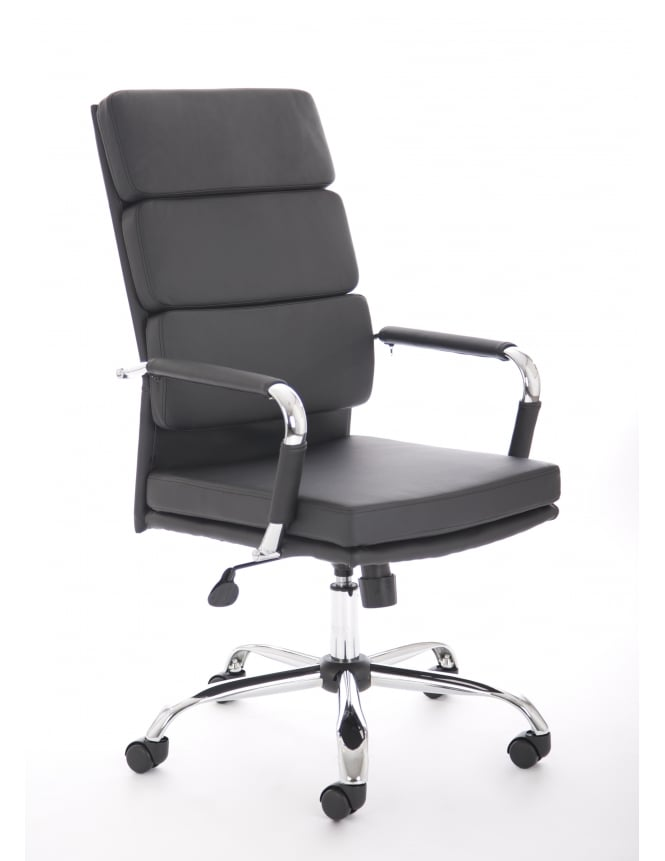 Dynamic Furniture Advocate Executive Bonded Leather Chair