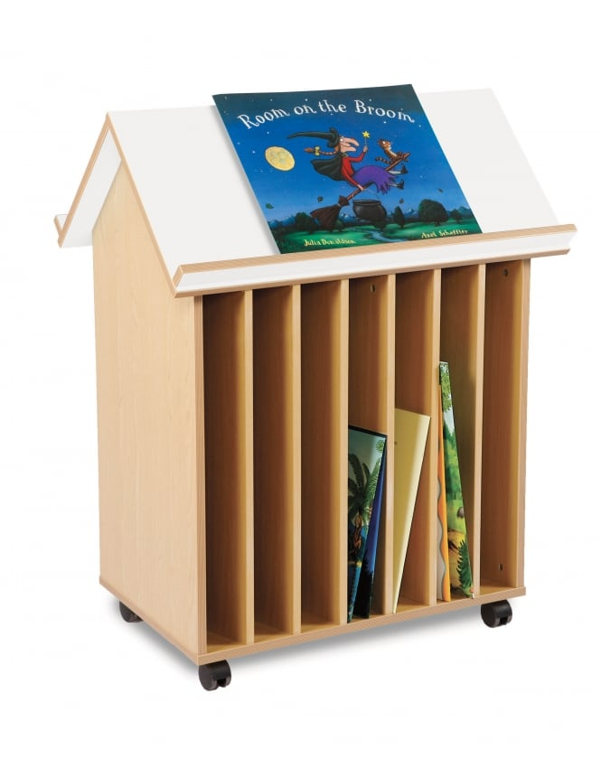 Monarch Furniture Book House with 7 Slots