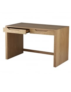 Butler Oak Veneer Home Office Desk