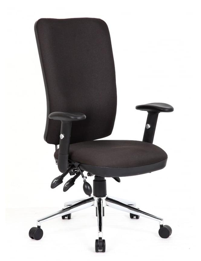 Dynamic Furniture Chiro High Back Task Operators Chair