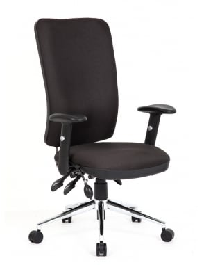Chiro High Back Task Operators Chair
