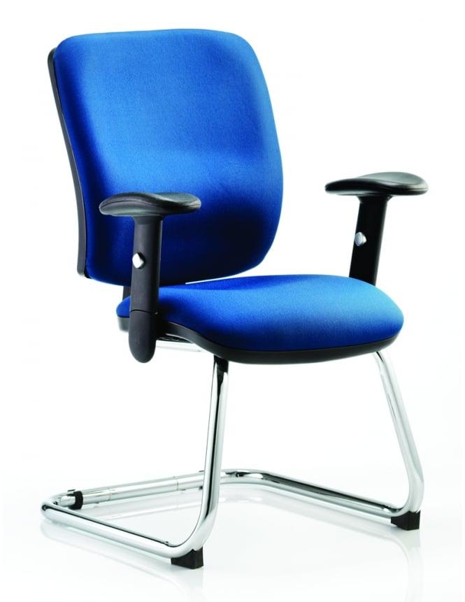 Dynamic Furniture Chiro Medium Cantilever Chair