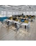 Dams Connex Starter Unit Single Desk