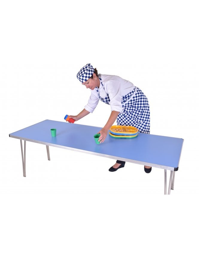 Gopak Contour Folding Table 915 x 610mm