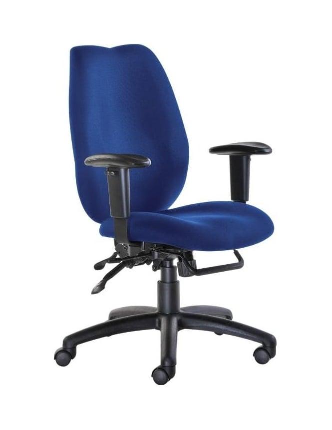 Dams Cornwall Multi Functional Operator Chair