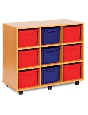 Deep Strata Tray Storage Units