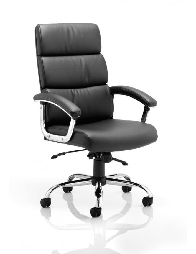 Dynamic Furniture Desire High Executive Leather Chair