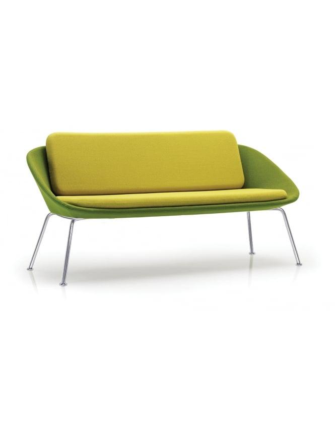 Woodstock Leabank Dishy 4-Legged Sofa
