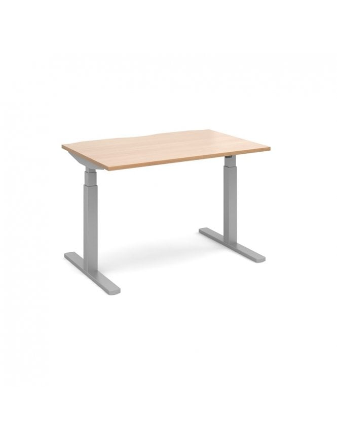Dams Elev8 Mono Straight Sit-Stand Desk