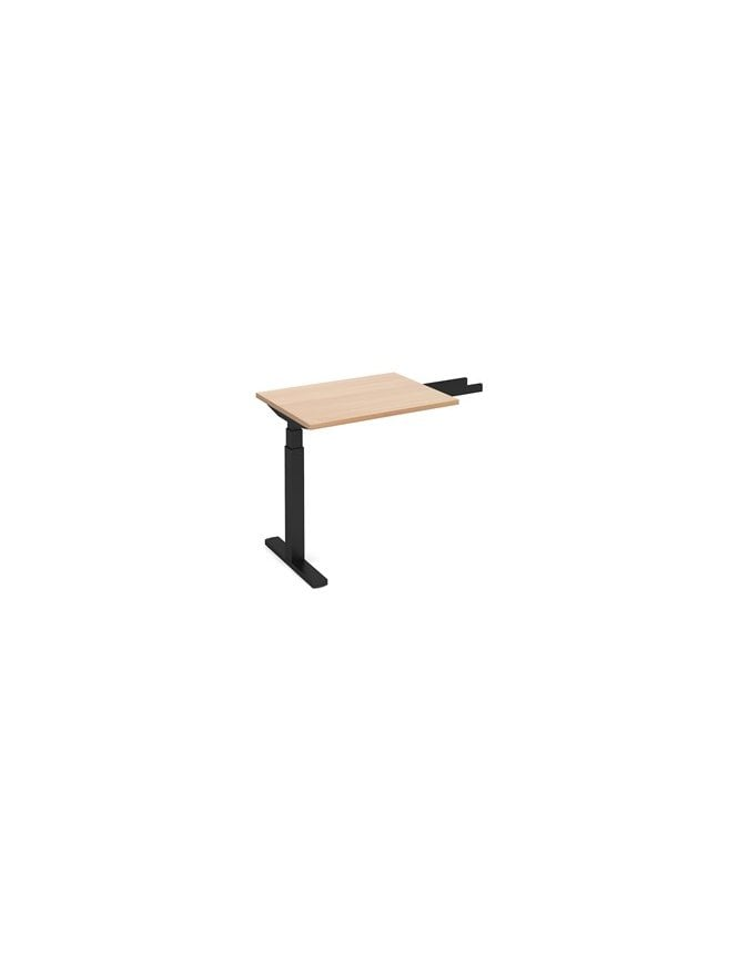 Dams Elev8 Touch Sit-Stand Return Desk
