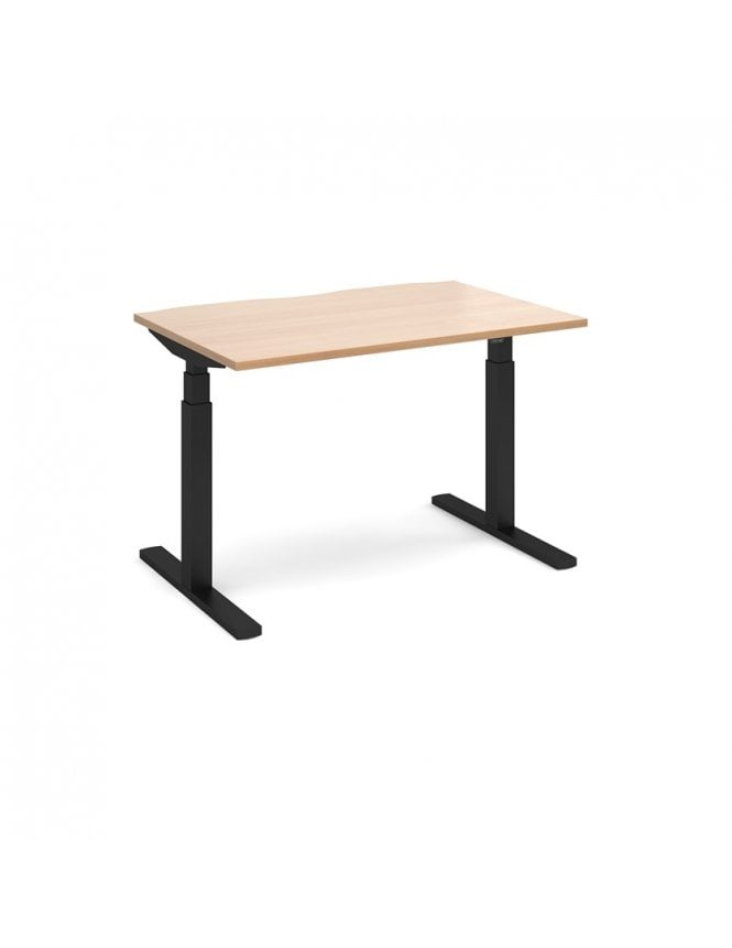 Dams Elev8 Touch Straight Sit-Stand Desk