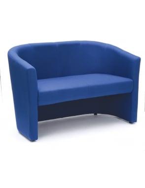 Encounter Sofa Tub Leather Seat