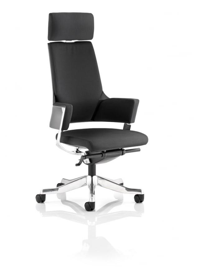 Dynamic Furniture Enterprise Executive High Back Chair