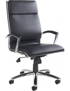 Florence Leather Faced Executive Chair