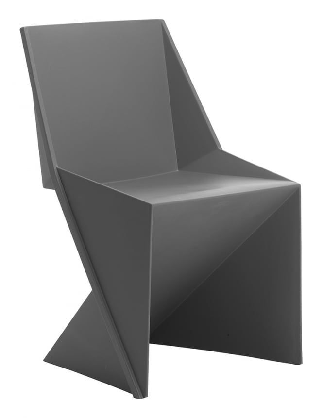 Dynamic Furniture Freedom Visitor Stacking Polypropylene Chair