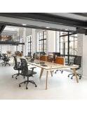 Dams Fuze Single Desk