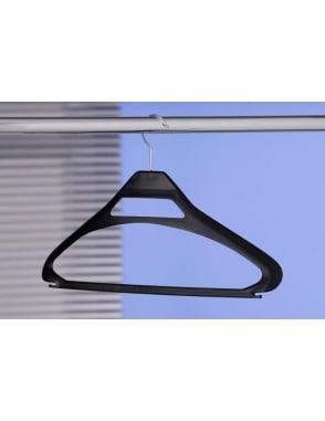 Hooked Polypropylene Hangers - 100 Pack