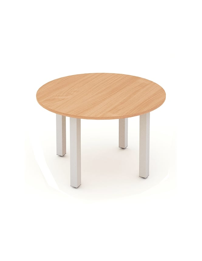 Dynamic Furniture Impulse 1200 round Meeting Table
