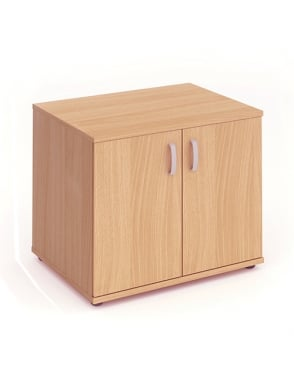 Impulse 600 Desk High Cupboard