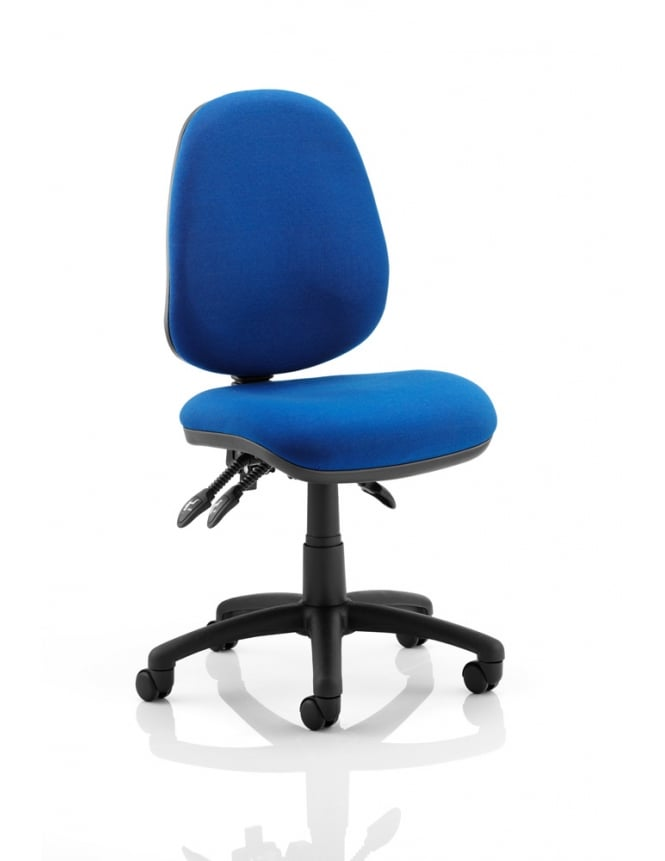 Dynamic Furniture Luna 3 Lever Task Operator Chair