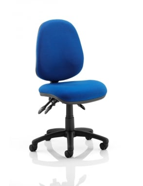 Luna 3 Lever Task Operator Chair