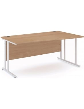 Maestro 25 WL Right Hand Wave Desk