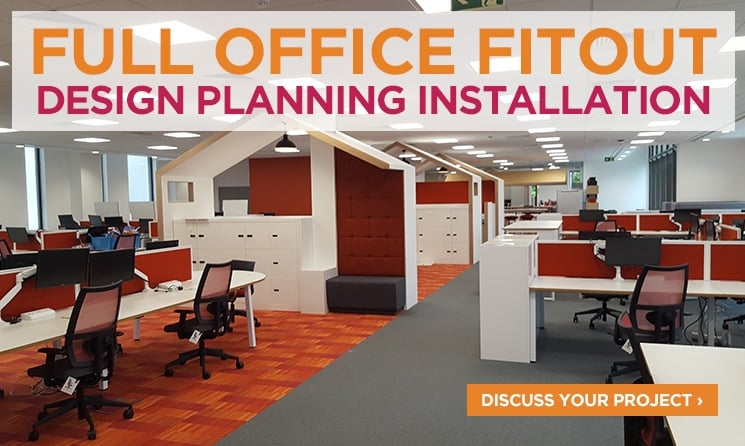 Full Office Fitout