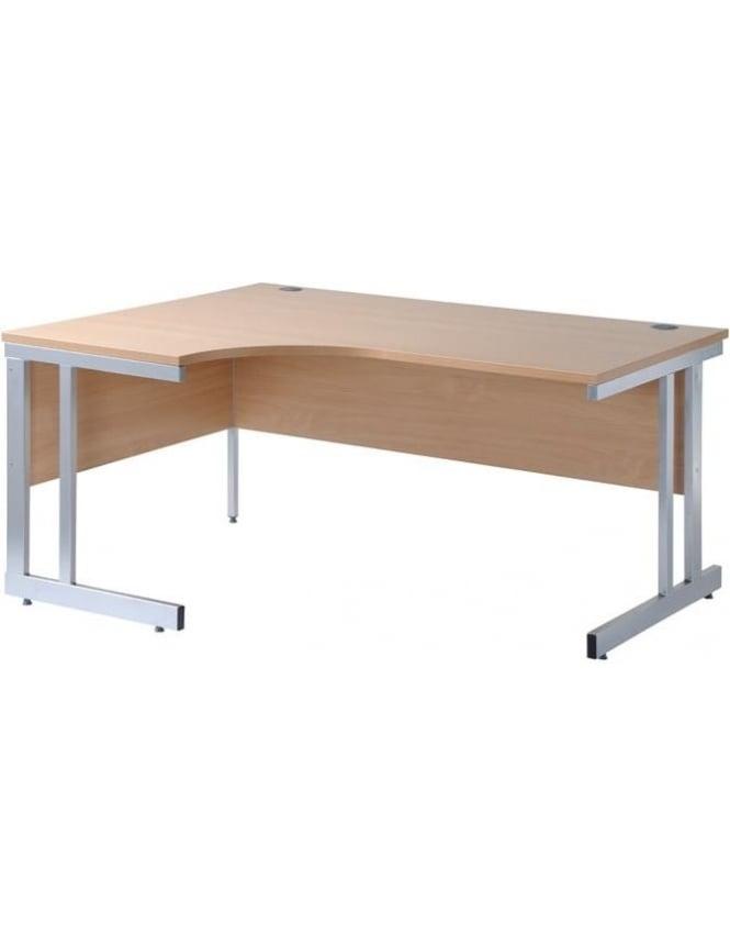 Dams Momento Left Hand Ergonomic Desk