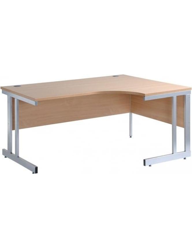 Dams Momento Right Hand Ergonomic Desk