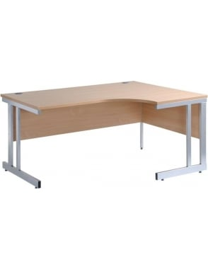 Momento Right Hand Ergonomic Desk