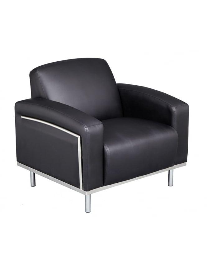 Woodstock Leabank Moonstone Bonded Leather Sofa