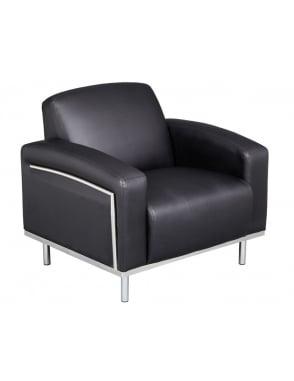 Moonstone Bonded Leather Sofa
