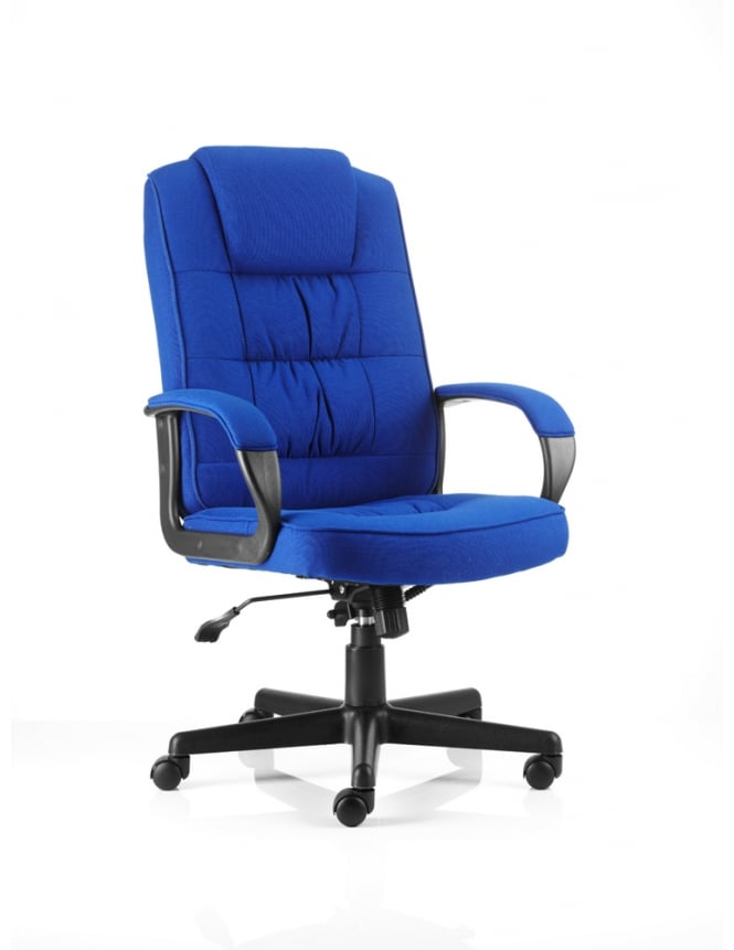 Dynamic Furniture Moore Executive Fabric Chair