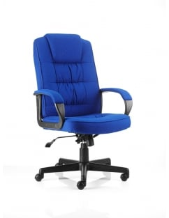 Moore Executive Fabric Chair
