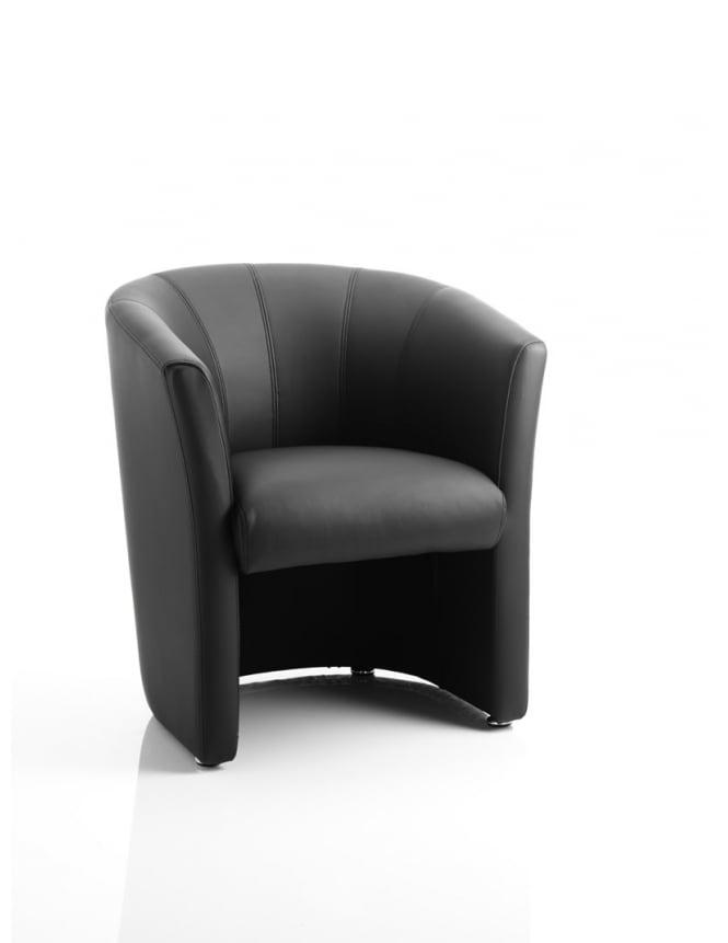 Dynamic Furniture Neo Single Leather Tub