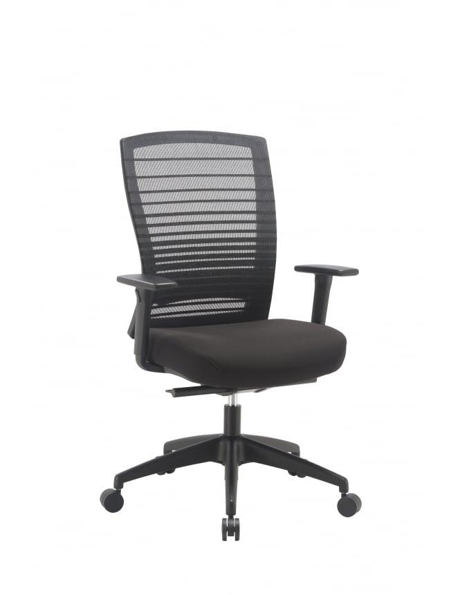 Dynamic Furniture Norton Task Operator Mesh Back Chair