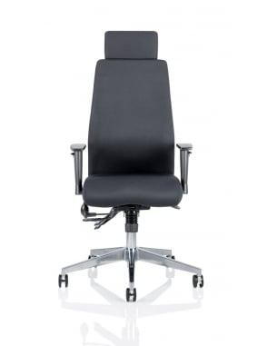 Onyx Ergo Posture Fabric Chair
