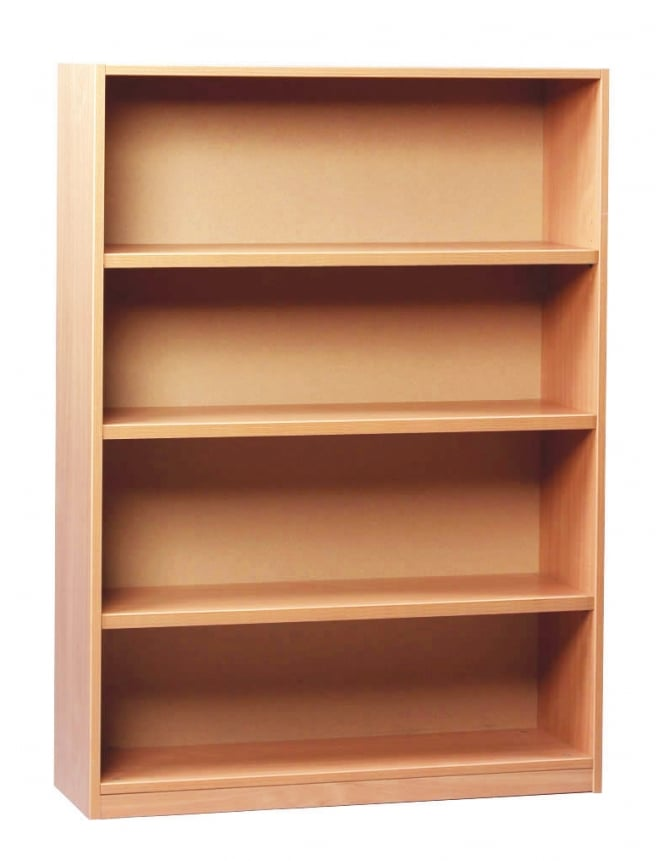 Monarch Furniture Open Bookcase 1250mm