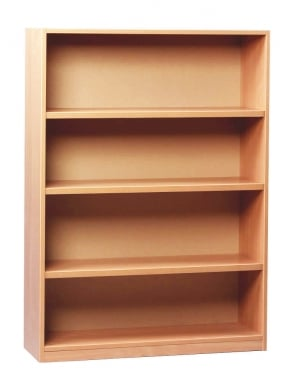Open Bookcase 1250mm