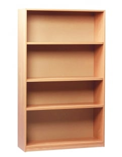 Open Bookcase 1500mm