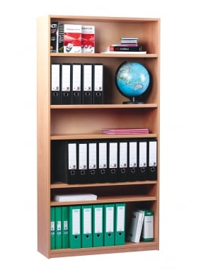 Open Bookcase 1800mm
