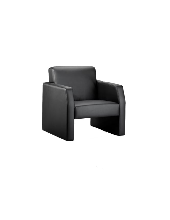 Dynamic Furniture Oracle Single Break Out And Reception Leather Chair