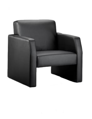 Oracle Single Break Out And Reception Leather Chair