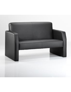 Oracle Twin Break Out And Reception Leather Sofa